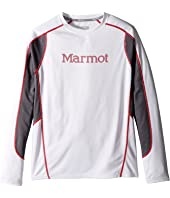 Marmot Kids - Windridge w/ Graphic Long Sleeve Top (Little Kids/Big Kids)