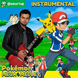 Pokémon Mega Medley: Gotta Catch'em All / Pokémon Johto / Pokémon World / Unbeatable / Born to Be a Winner / Believe in Me / I Wanna Be a Hero / V-volt / This Dream / We Will Carry On! / Black and White / XY&Z / We Will be Heroes / Battle Cry (Instrument