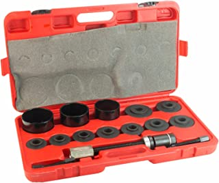 Dragway Tools Universal Front Wheel Drive Bearing Puller & Hub Removal Car Kit Set 2-3/16