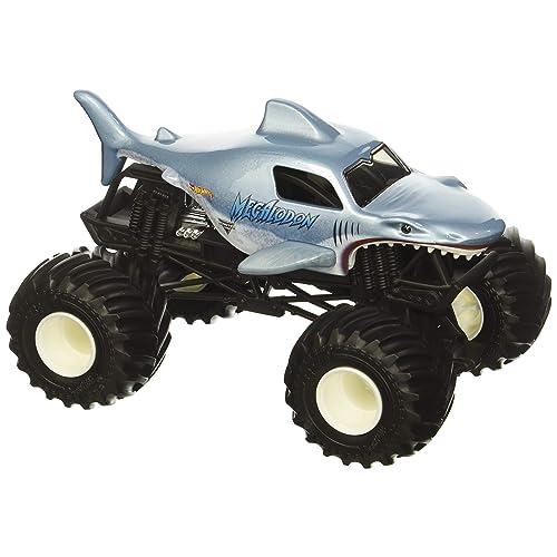 a017bccec94a5 Hot Wheels Monster Jam Megalodon Vehicle