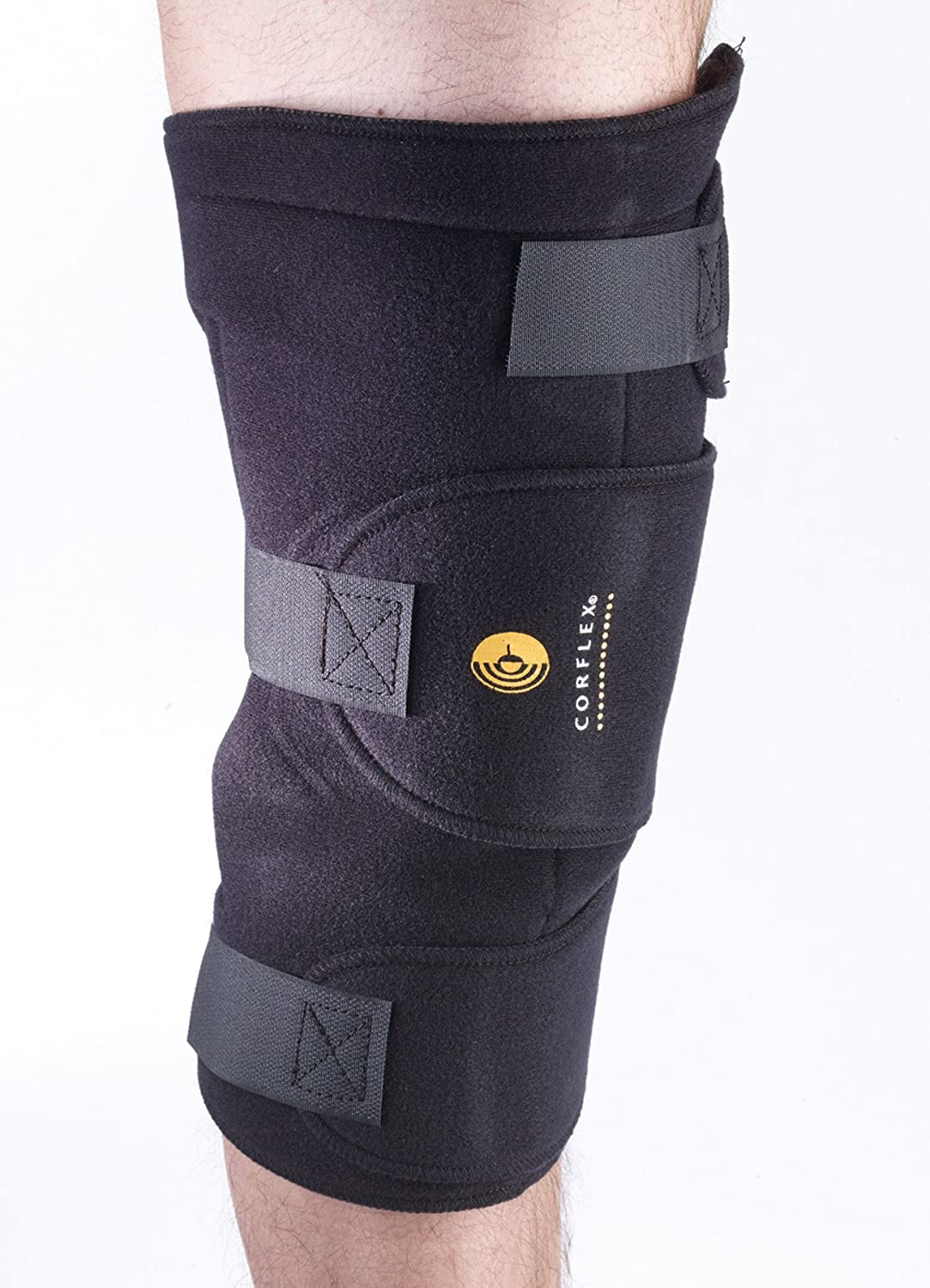 Corflex Cryotherm Knee Wrap - Financial sales sale Brace Pack-3 Pockets Ice with Trust