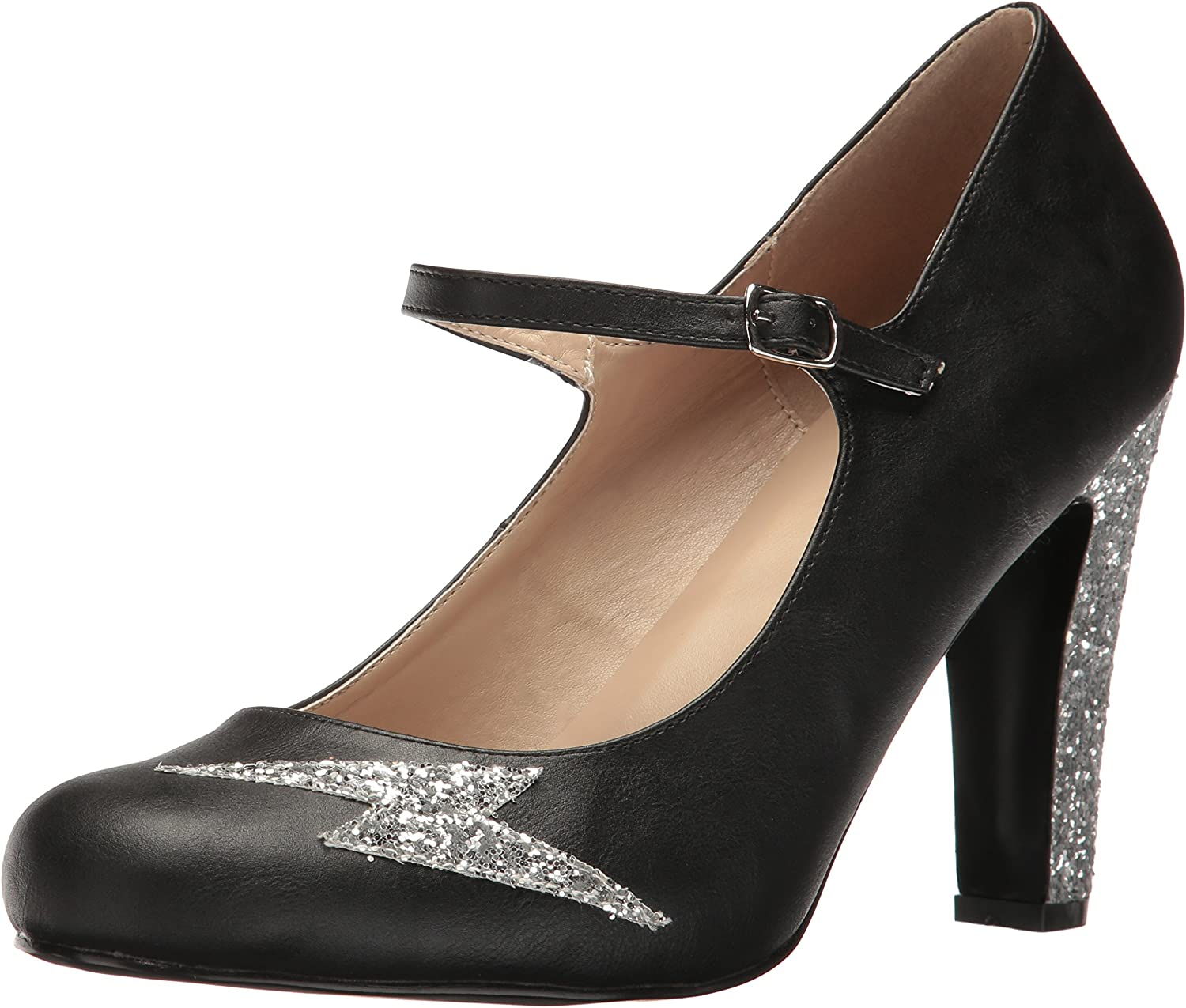 Pleaser Womens Queen02 Bpu-sg Dress Pump