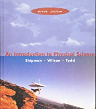introduction to physical science 9th edition