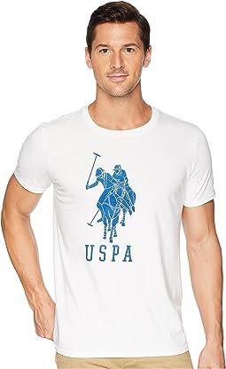 USPA BD Crew Tee