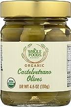Whole Foods Market, Organic Castelvetrano Olives, 4.6 oz