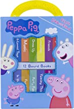 Peppa Pig - My First Library Board Book Block 12-Book Set - PI Kids