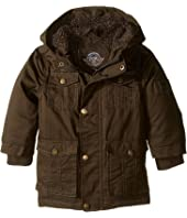 Urban Republic Kids - Cotton Twill Safari Jacket (Infant/Toddler)