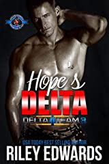 Hope's Delta (Special Forces: Operation Alpha) (Delta Team Three Book 5) Kindle Edition