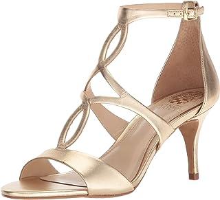 834a19d94 Amazon.com  Gold - Sandals   Shoes  Clothing