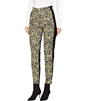 Versace Jeans Couture - Printed Trousers Double Paneled