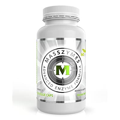 Premium Digestive Enzyme Supplement