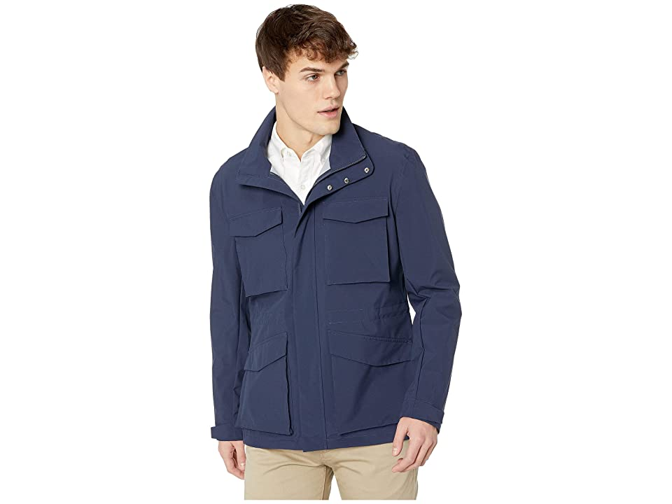 Save the Duck Waterproof Field Jacket (Navy) Men