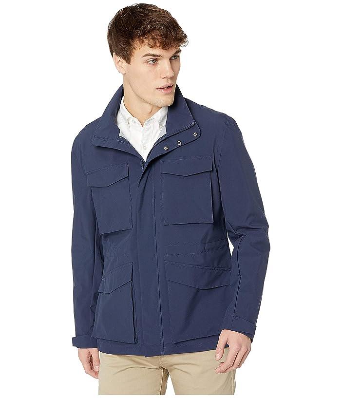 Save the Duck Waterproof Field Jacket (Navy) Men