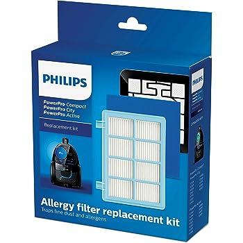 : E.For.U 2er Pack Filter Set für Philips PowerPro
