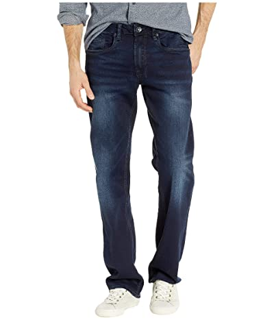 Buffalo David Bitton Driven X Relaxed Straight in Authentic and Deep Indigo (Authentic and Deep Indigo) Men