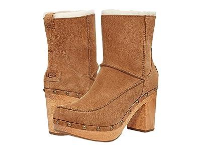 UGG Kouri Boot (Chestnut) Women