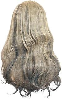 (インマン) INMAN フルウィッグ ウィッグ ロング ゆるふわ カール 巻き髪 自然 原宿 ロリータ 耐熱 グラデーション