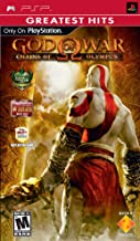 Best god of war chains of olympus psp rom Reviews