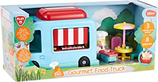 Playgo Gourmet Food Truck - 3 Years & Above - Multi Color