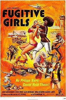Da Bang Fugitive Girls 1974 Movie Poster Five Loose Women 24x36 inch
