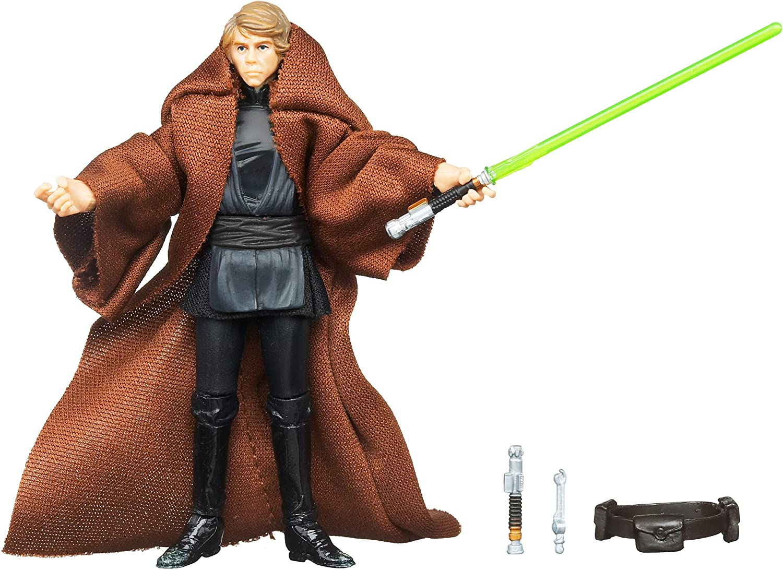 Hasbro Star Wars Vintage Collection Deleted Scenes Luke Skywalker Lichtschwert Construction VC87
