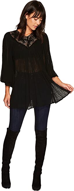 Butterfly Stevie Tunic