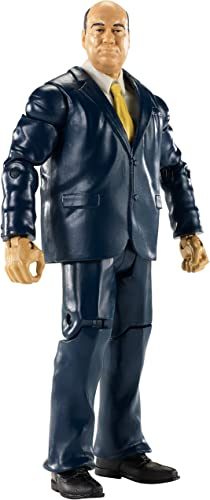 WWE Serie Basic 63 Action Figure - Paul Heyhomme