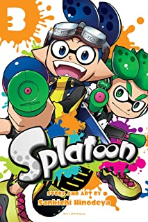 Splatoon, Vol. 3(English version)
