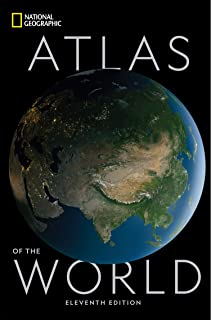 National Geographic Atlas of the World Eleventh Edition
