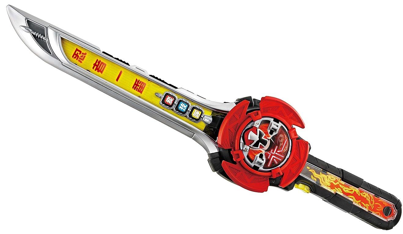 典型的なチャット独立手裏剣戦隊ニンニンジャー 変身忍刀 忍者一番刀