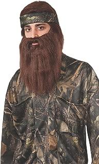 Rubie's Men's Duck Hunting Season Wig and Beard