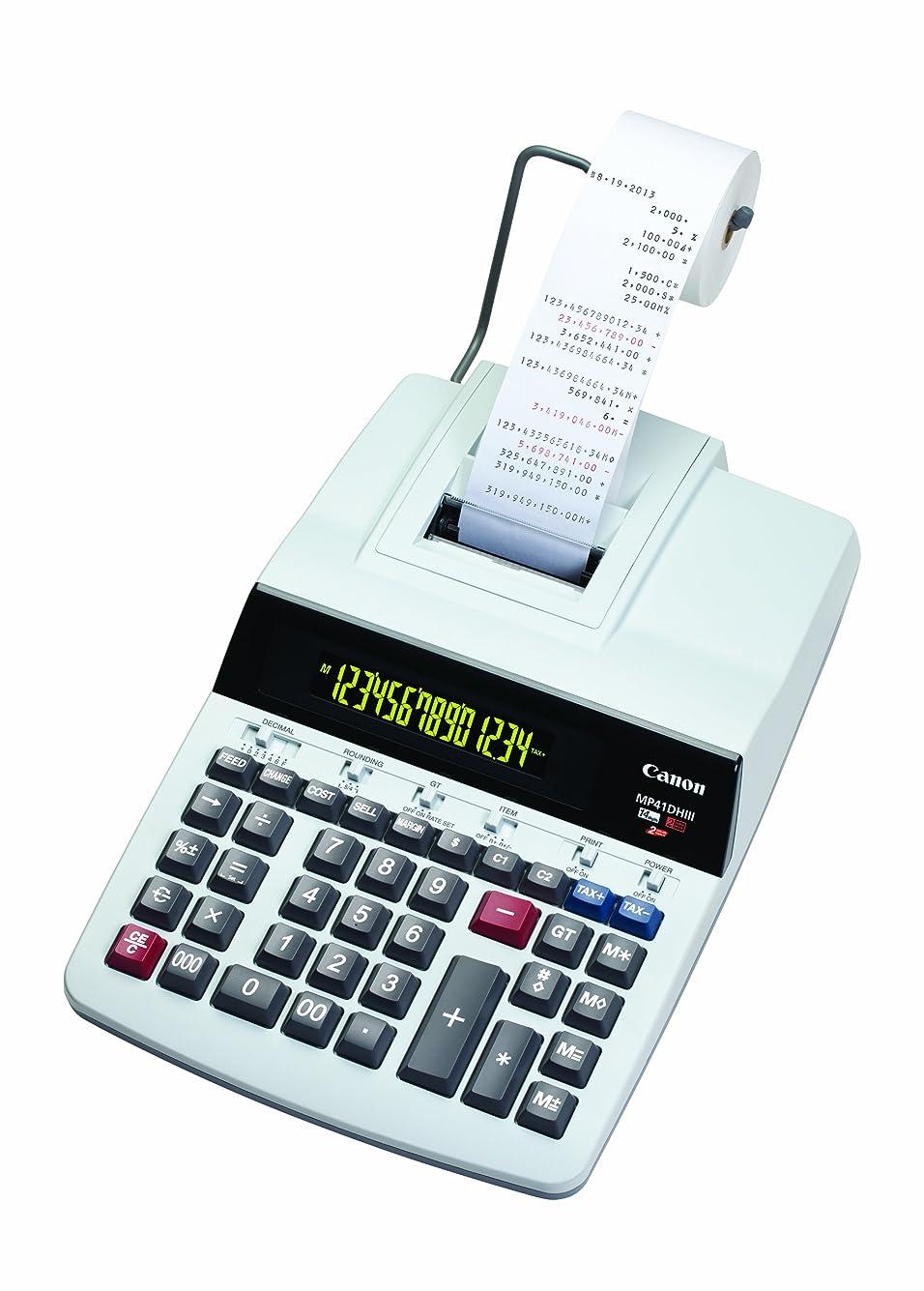 物理ドラゴンパトロンCanon Office製品mp41dhiiiデスクトップ印刷電卓