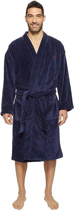 Polo Ralph Lauren - Velour Kimono Robe