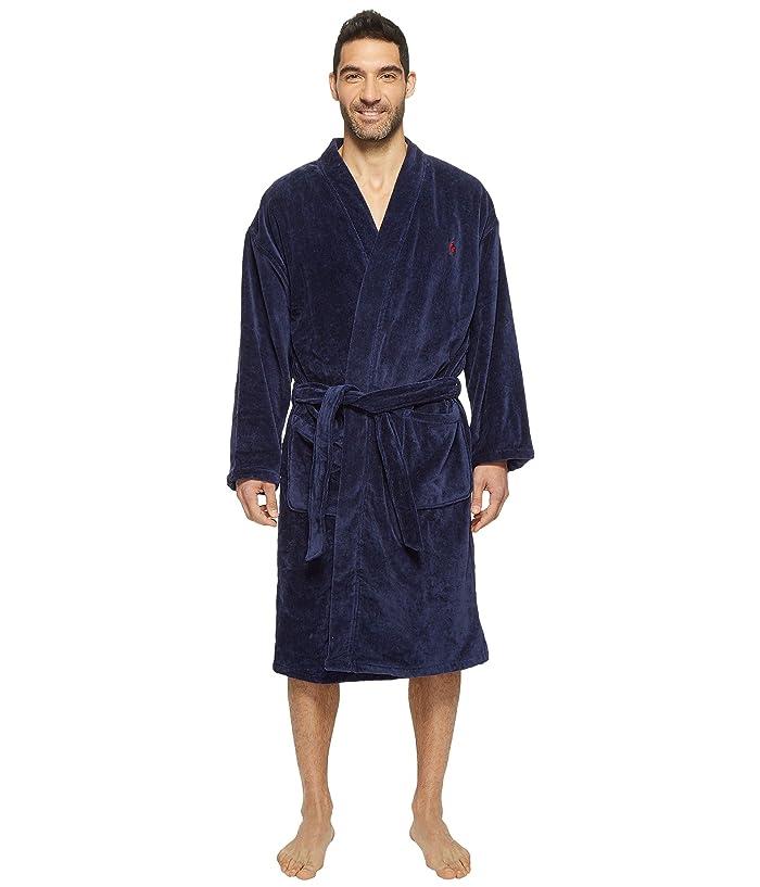 Polo Ralph Lauren Terry Shawl Robe