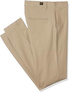 Lee Uniforms Men's Slim Fit Pant Polo Shirt