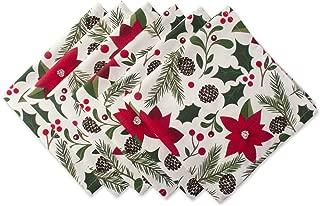 DII 100% Cotton, Machine Washable, Oversized Holiday 20x20