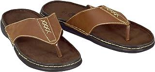 بيتش كوتور شبشب كلاسيكي للرجال صنادل جلدية كاجوال أحذية مريحة