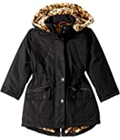 Urban Republic Kids - Ballistic Anorak with Faux Fur Lining (Toddler)