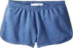Rainbow Asana Shorts (Toddler/Little Kids/Big Kids)