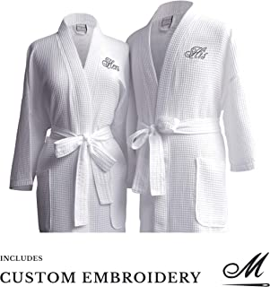 custom made bathrobes