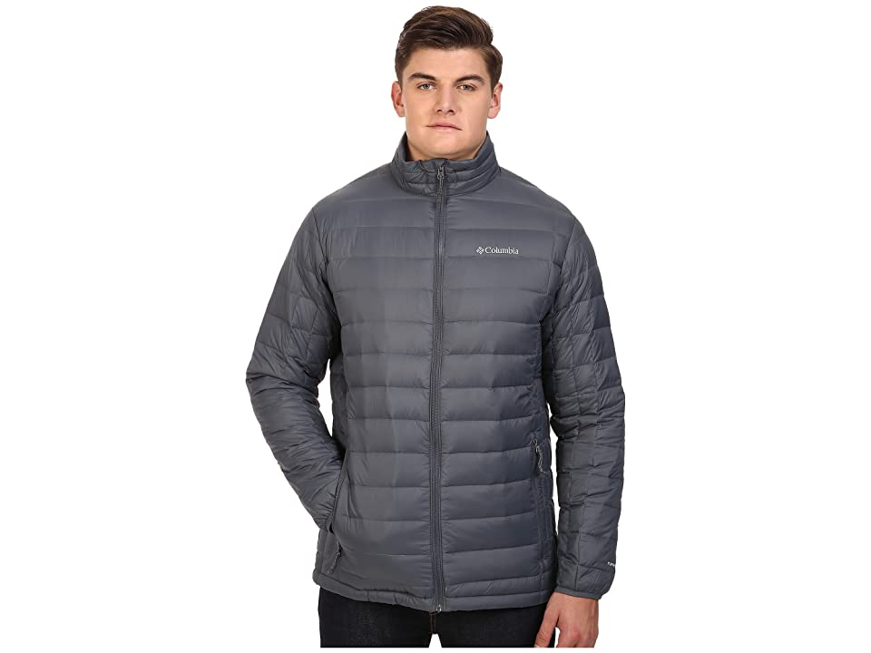 Columbia Big Tall Voodoo Falls 590 TurboDown Jacket (Graphite) Men