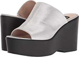 Nine West Tomo 40th Anniversary Platform Slide Sandal