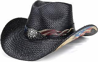 (カリフォルニアハット) California Hat Company Inc ハット イーグル 本パナマ カウボーイ テンガロン パナマハット ウエスタン Stampede Hat 鷹 メンズ 春夏