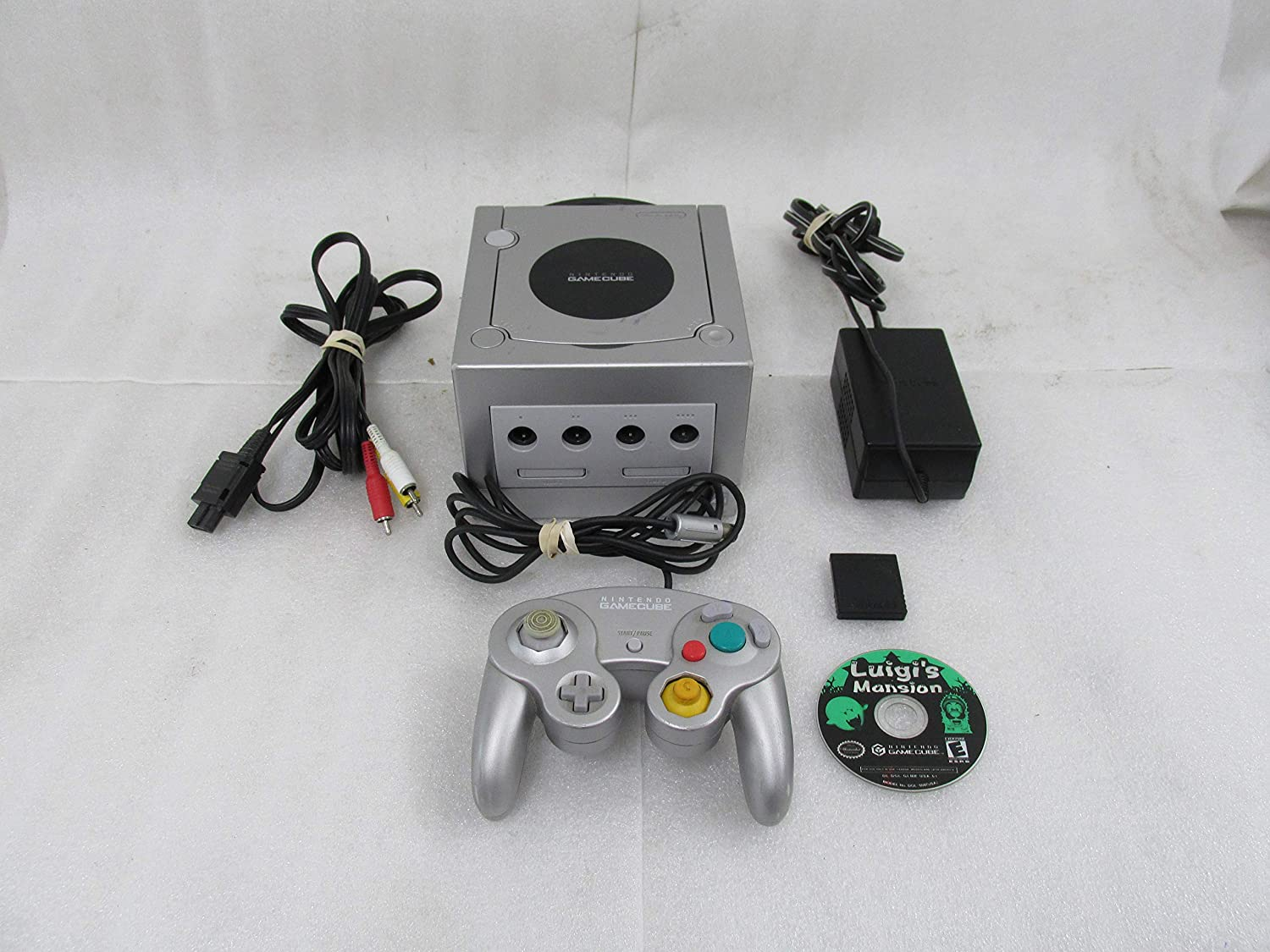 Cheap super special price Gamecube Console SEAL limited product Platinum