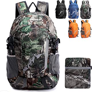 9951e40ffa SPAHER Sac à Dos de Sports Plein air Ultra-Léger Sac Imperméable Sac  Pliable Compact