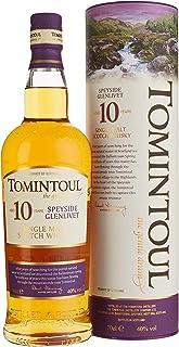 Tomintoul 10 Jahre Single Malt Scotch Whisky 1 x 0.7 l