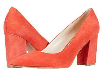 Nine West Cara Pump (Flame) Women