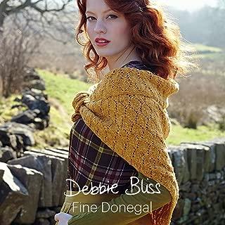 DEBBIE BLISS FINE DONEGAL 4 PLY Yarn Wool Knitting Crochet 100g 25 Wisteria by Debbie Bliss Fine Donegal