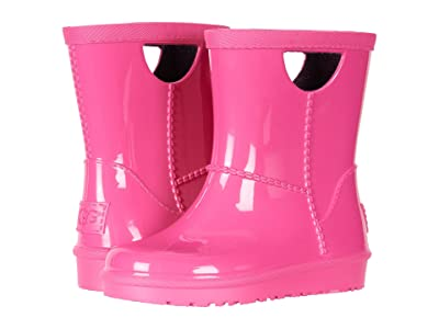 UGG Kids Rahjee (Toddler/Little Kid) (Diva Pink) Girls Shoes