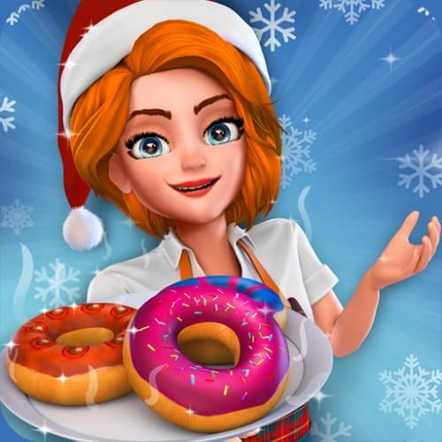 My Sweet Bakery Shop 3D: Yummy Cupcakes, Donuts, Pies & Macroons Maker for Kids
